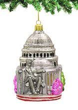check out this washington dc ornaments from