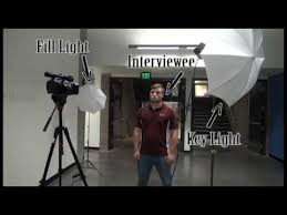 low budget lighting kit how to set up a tota light kit for interview lighting youtube