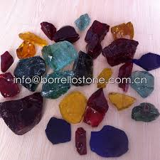colored glass landscaping rock colored glass landscaping rock