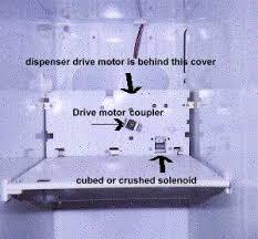 refrigerator icemaker dispenser appliance aid