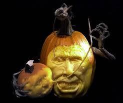 Smashing Pumpkins Halloween - smashing pumpkin carving from villafane studios u2013 design swan