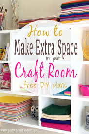 Peg Board Shelves by Craft Room Organization And Storage Cubby Shelves Pegboard And More