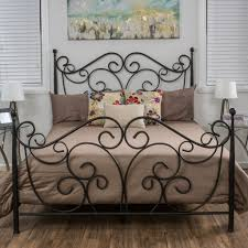 denise austin home horatio metal bed frame denise austin metal