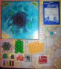 film quote board game escape from atlantis tame the board game