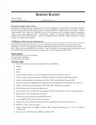Summary Of Qualifications Sample Resume by Resume Summary Of Qualifications Samples Samples Of Resumes