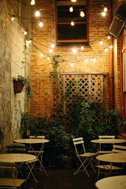 patio ideas outdoor lighting on summer night out door patio