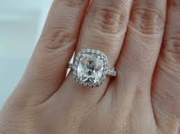 3 carat engagement rings 3 carat cushion ring i am in with this ring so