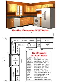 10x10 kitchen floor plans charming kitchen cabinets10x10 of 10x10 layout find best