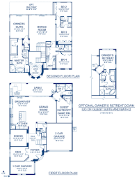 madeira a new home floor plan at waterset lake by homes by westbay