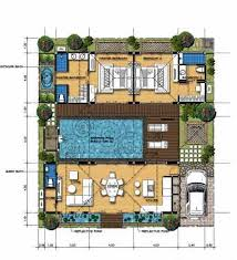 House Blueprints For Sale by Bali Style House Floor Plans U2013 Styles Of Homes With Pictures