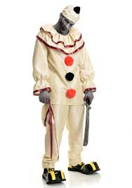 freaky clown costume