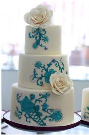wedding cake lace an inspiring collection 9 lovely lace wedding cakes