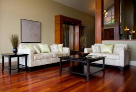Floor And More Decor Cozy African Living Room Decor With Hardwood Floor And Beige