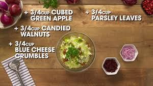 hsn food fast thanksgiving slaw