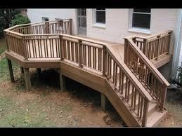 deck stair railing design ideas deck stair railing design ideas