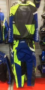 yamaha motocross gear team yamaha racing mx pants 2017 blue u0026 yellow excite motorsports