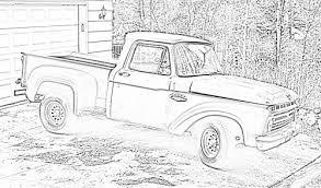 old ford pickup pencil sketch free sketch at www dumpr net u2026 flickr