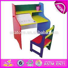 Kid Desk And Chair Desk And Chair Pink Wooden School Desk And Chairwooden