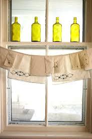 Bathroom Window Valance Ideas Colors 42 Best Window Treatments Images On Pinterest Curtains Vintage