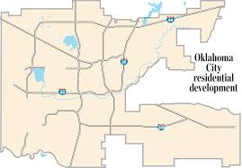 Oklahoma Map With Cities Oklahoma City U0027s Growth A Path That U0027s Unsustainable News Ok
