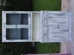 pj u0027s fabulous furniture bakers cabinet hutch blue u0026 white