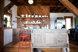 barnwood kitchen cabinets rustic with converted barn traditional