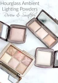 hourglass ambient lighting powder review hourglass ambient lighting powders review hourglass make up and