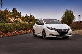nissan leaf ev range new 2018 nissan leaf improves ev range the car magazine