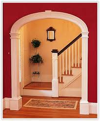 interior arch designs for home dazzling design arch for home top 25 ideas about archways in homes
