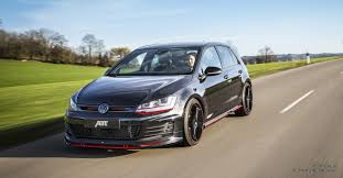 slammed volkswagen gti volkswagen golf vii gti dark edition by abt only cars and cars