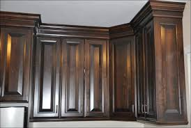 How To Install Kitchen Cabinets Crown Molding by Kitchen Crown Molding Ideas 2 Piece Crown Molding How To Install