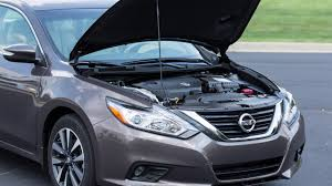 nissan altima coupe 2018 2018 nissan altima hood release youtube