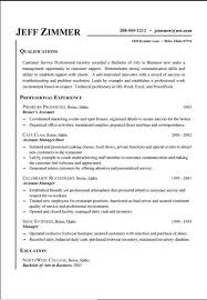 Free Resume Samples For Customer Service by 20 Best Free Resume Examples Images On Pinterest Resume Examples