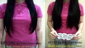 hair clip rambut asli supplier hairclip di surabaya grosirhairclip