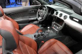 ford bronco 2015 interior the ford mustang u0027s interior is perfect business insider