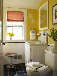 yellow bathroom ideas 30 beautiful small bathroom decorating ideas