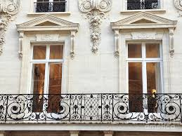 art deco balcony winter white windows lace balconies paris window balcony