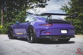 purple porsche boxster detail porsche shine auto