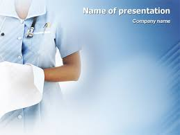 Nurse Powerpoint Template Inquangcao Info Tema Untuk Ppt