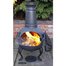 Steel Chiminea Steel Chiminea Quality Range And Free Uk Delivery