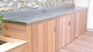 meuble de cuisine exterieur meuble cuisine exterieur meuble cuisine exterieure bois sous la
