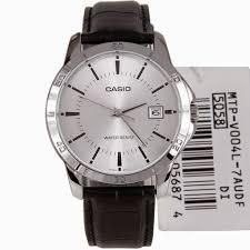 Jam Tangan Casio Mtp jual casio standard mtp v004l 7a jam tangan casio standard jam