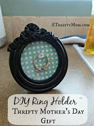 easy diy s day gift ring holder great s day gift easydiy thriftygifts