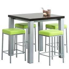 table de cuisine en stratifié hauteur table bar cuisine table de cuisine quadra en stratifie