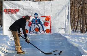 amazon com rave ez set ice rink 200 sports u0026 outdoors