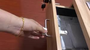 hidden magnetic cabinet locks invisible child baby safety magnetic cabinet lock hidden drawer lock