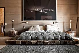 Diy Beam Platform Bed Platform Bed Ideas That Will Steal The Show Woodwork Pinterest