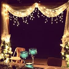 wedding backdrop lighting kit best 25 icicle lights ideas on christmas garland with