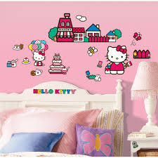 avenger assemble peel and stick 28 piece wall decals rmk2242scs 10 in x 18 in hello kitty the world of