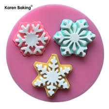 Where Can I Buy Christmas Cake Decorations Aliexpress Com Buy Christmas Cake Decorating Tools Snowflake